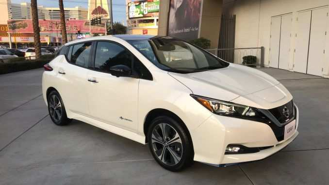 69 A 2019 Nissan Electric Car New Model And Performance