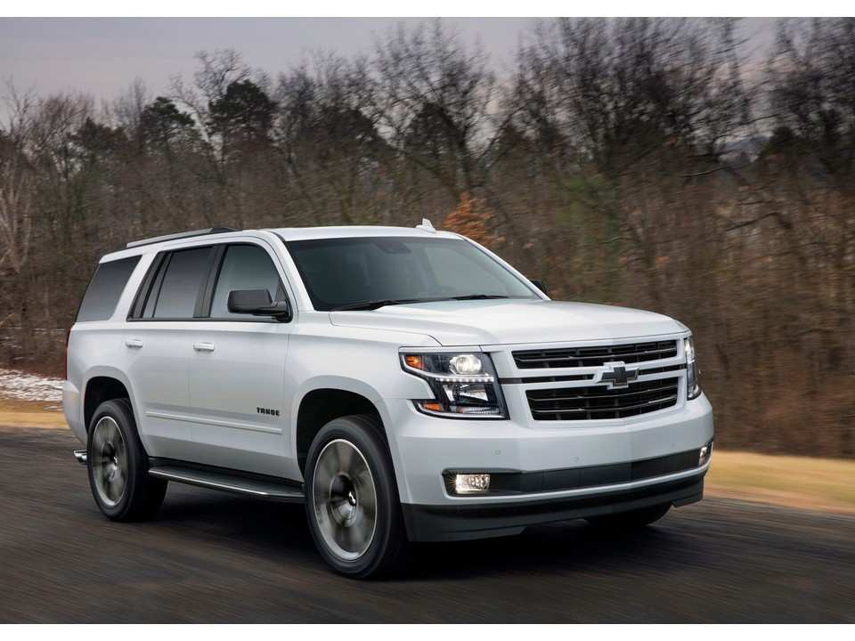 69 All New 2019 Chevrolet Tahoe Redesign And Concept