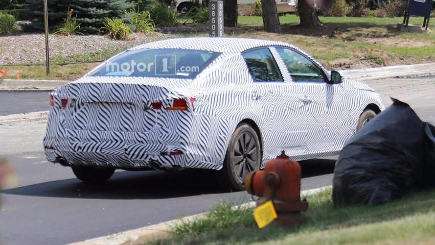 69 All New 2019 Nissan Altima Spy Shots Exterior And Interior