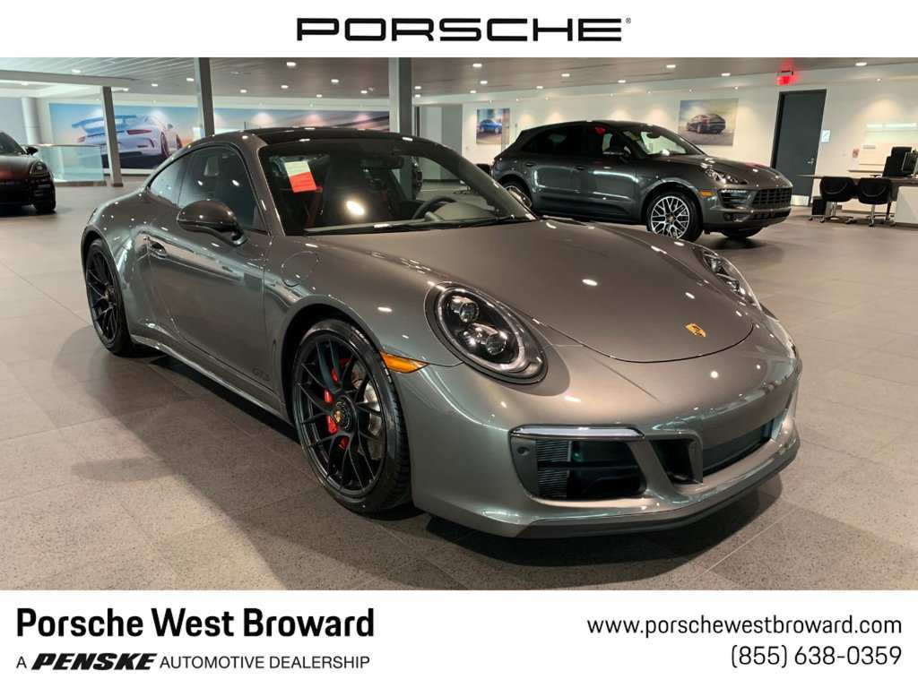 69 All New 2019 Porsche Gts Redesign And Review