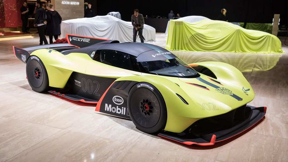 69 Best 2020 Aston Martin Valkyrie New Concept