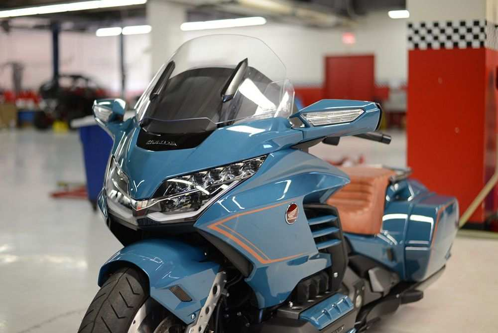 69 Best Honda Goldwing 2020 Exterior And Interior