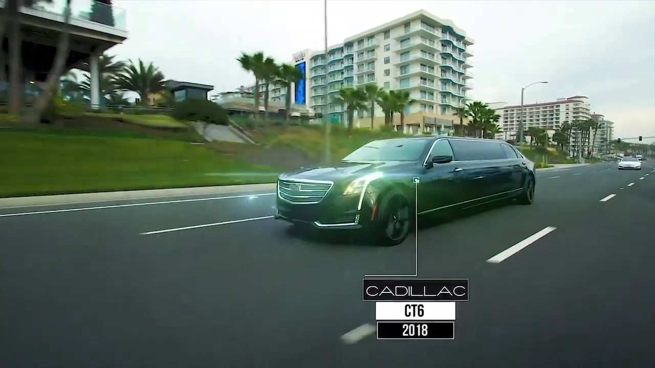 69 New 2020 Cadillac Limo Concept And Review