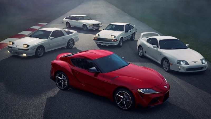 69 The 2019 Toyota Supra Estimated Price Review And Release Date