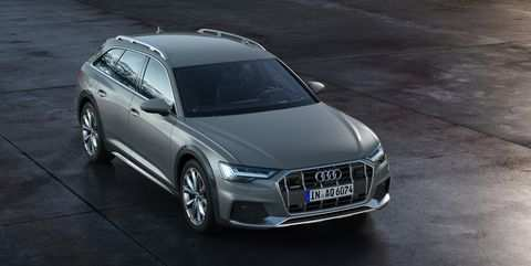 69 The Best 2020 Audi A6 Wagon History
