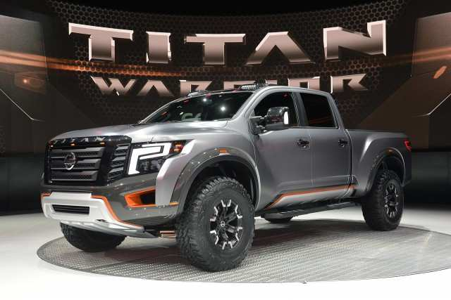 69 The Best 2020 Nissan Titan Warrior Price Specs And Review
