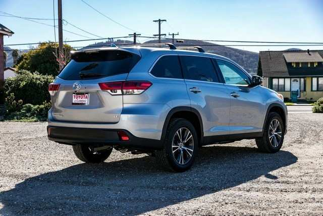 69 The Best 2020 Toyota Highlander Concept Pictures