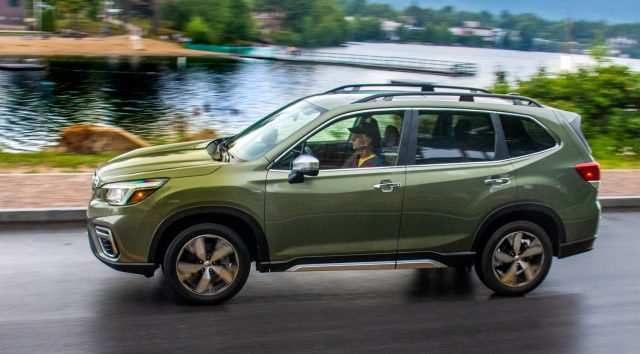 69 The Best Subaru Forester All New 2020 Concept