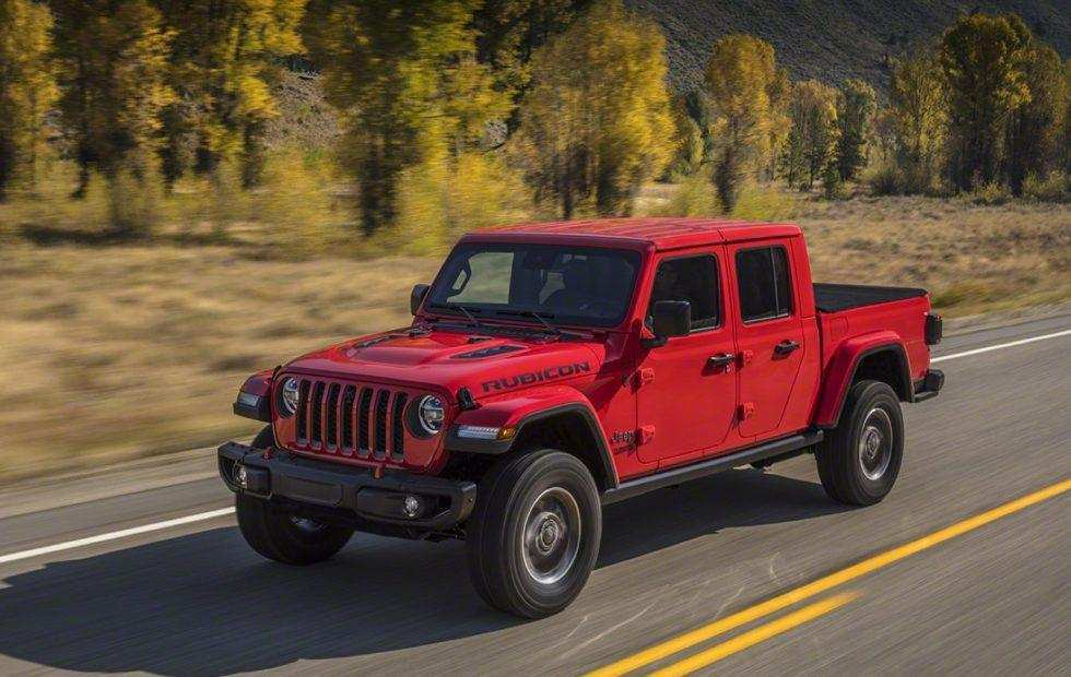 69 The Jeep Gladiator Images 2020 Redesign And Concept