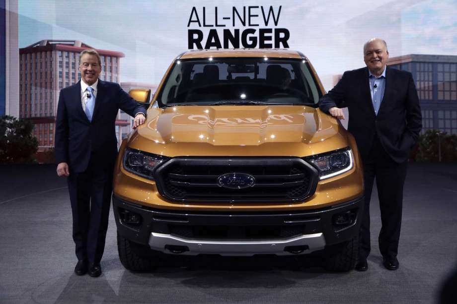 70 A 2019 Ford Ranger Auto Show Exterior And Interior