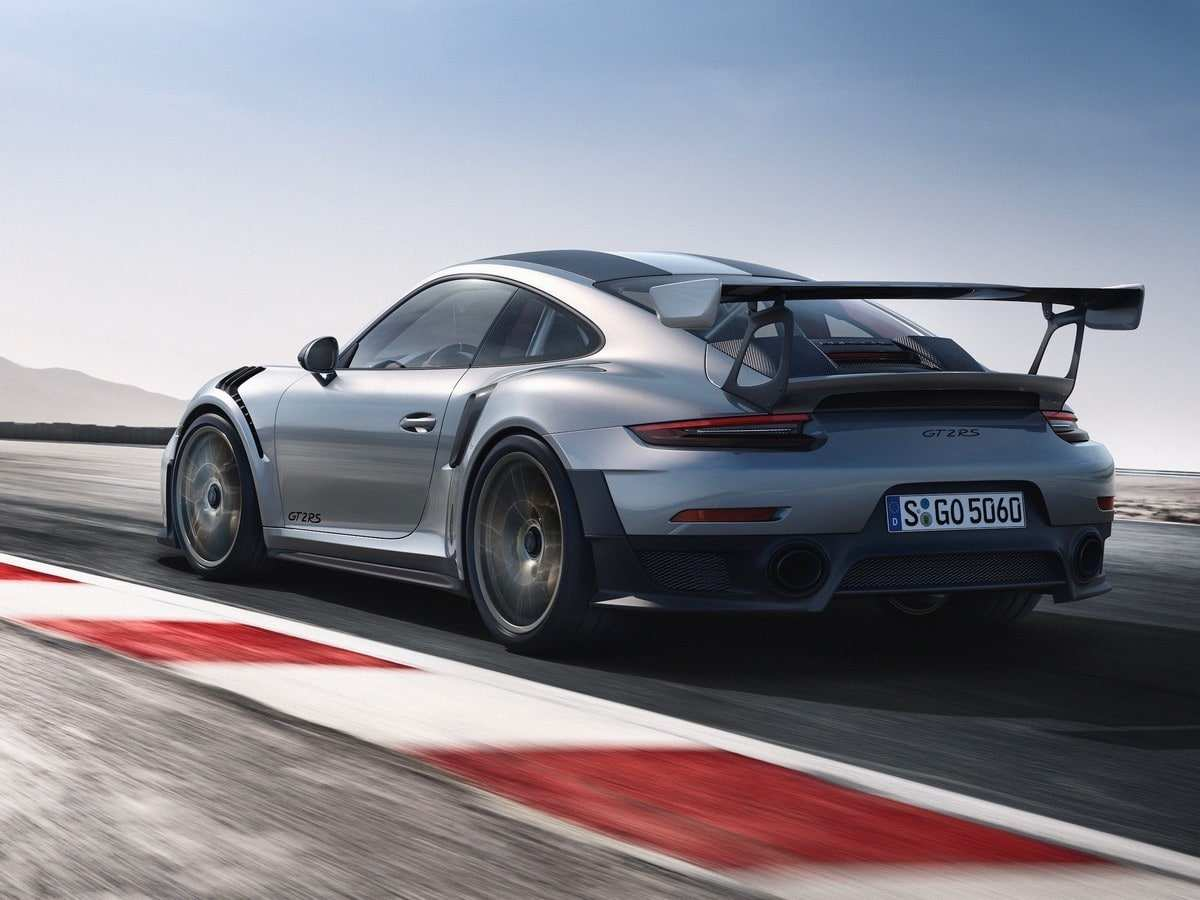 70 A 2019 Porsche Gt2 Rs Spesification