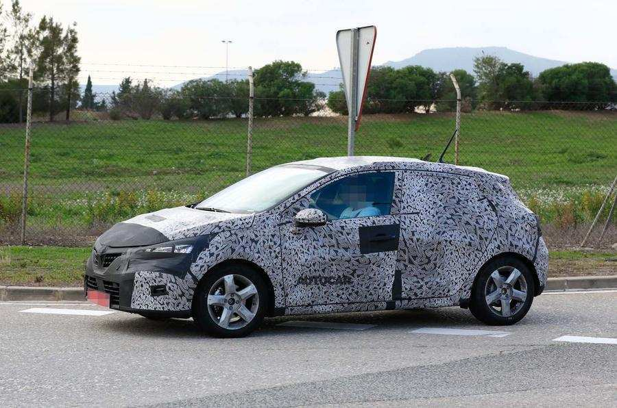 70 A Renault Clio 2019 Spy Performance And New Engine