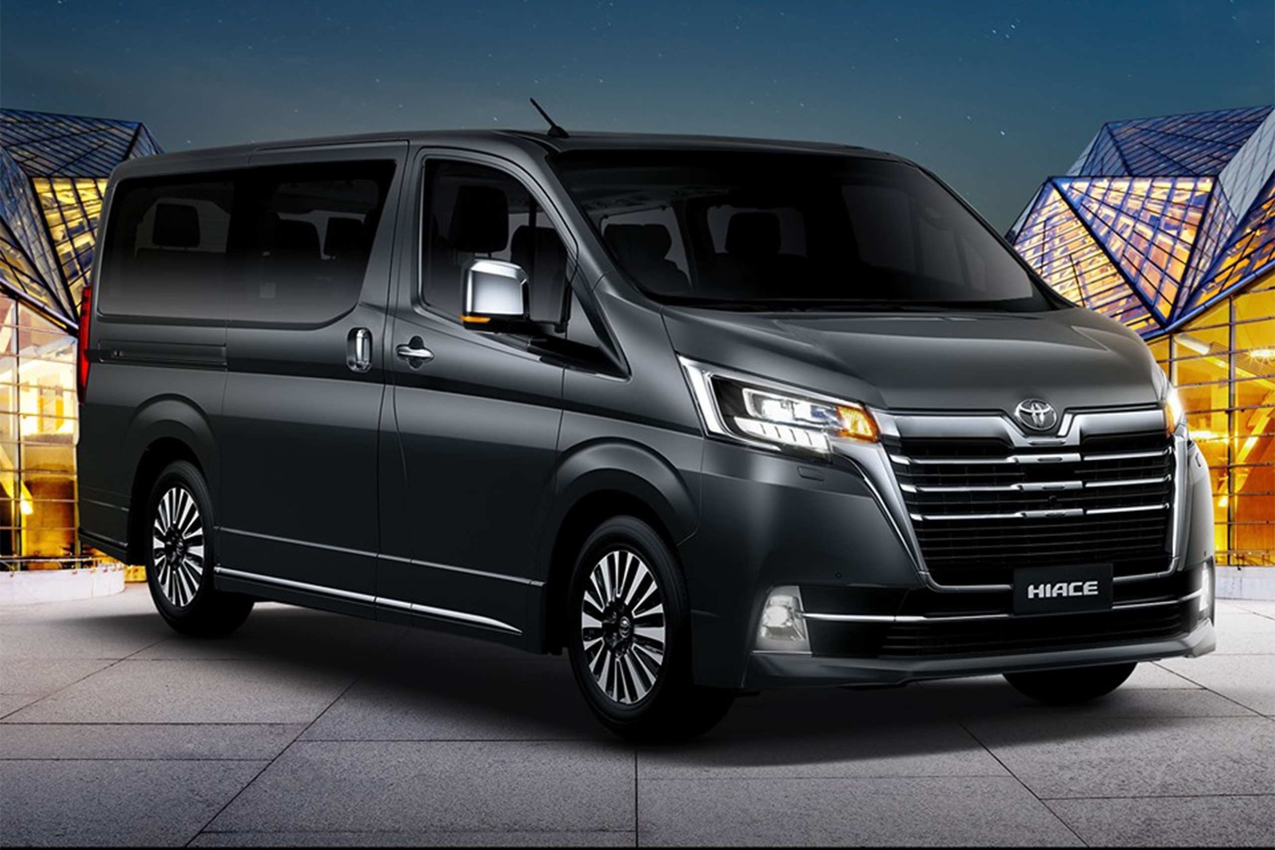 70 A Toyota Hiace 2020 Japan Prices