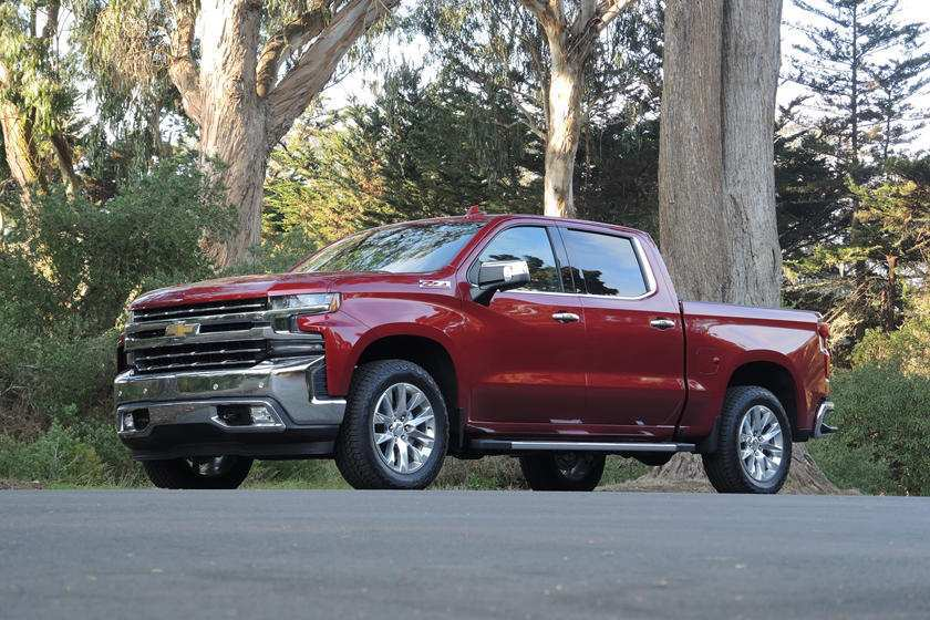 70 All New 2019 Chevrolet Silverado 1500 Review Release Date And Concept