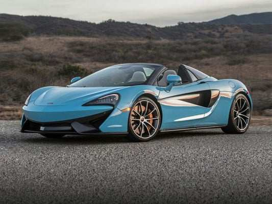 70 All New 2019 Mclaren 570S Spider Style