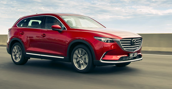70 All New 2020 Mazda Cx 9S Redesign And Concept