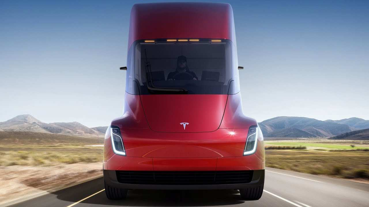 70 All New 2020 Tesla Truck Pictures