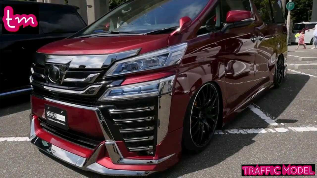 70 Best Toyota Vellfire 2020 Review And Release Date