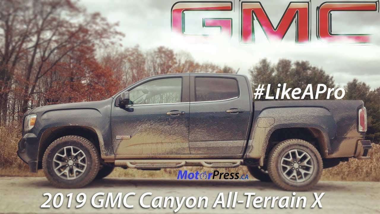 70 New 2019 Gmc Canyon All Terrain Redesign And Concept