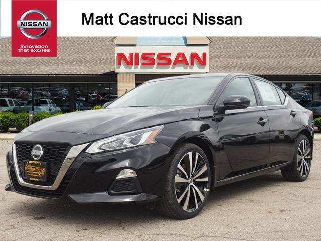 70 New Black Nissan Altima Redesign And Concept