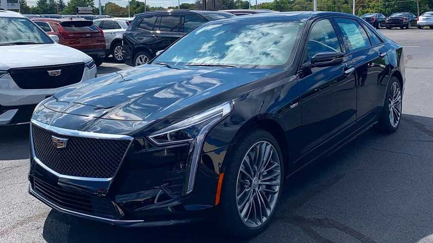 70 The 2019 Cadillac News Picture