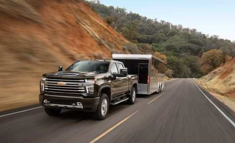 70 The 2020 Chevrolet Hd Gas Engine Performance And New Engine