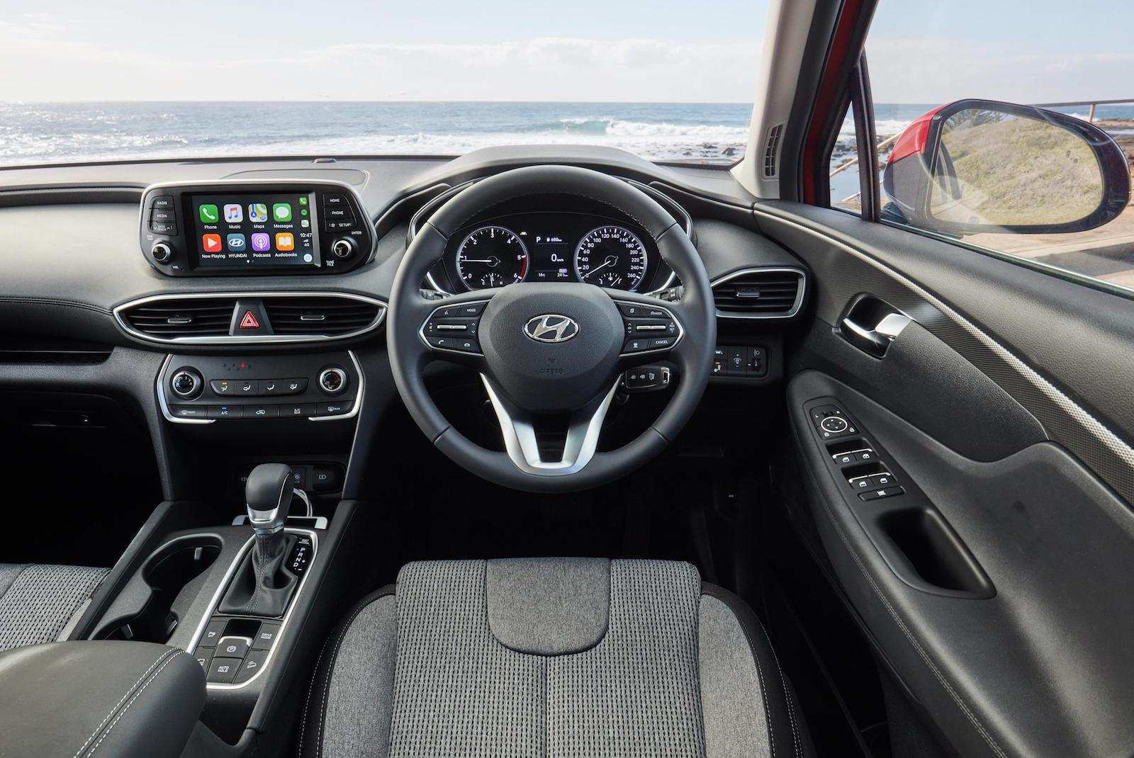 70 The Best 2019 Hyundai Santa Fe Interior Specs And Review