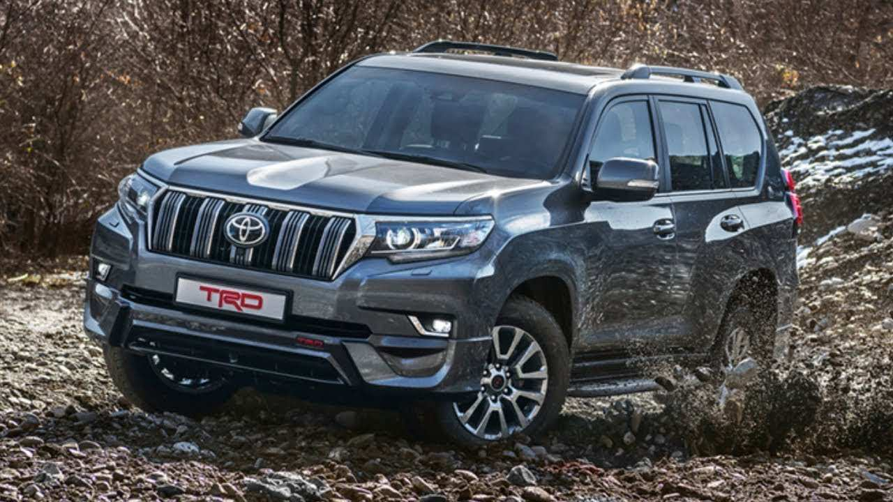 70 The Best 2020 Toyota Prado Release Date
