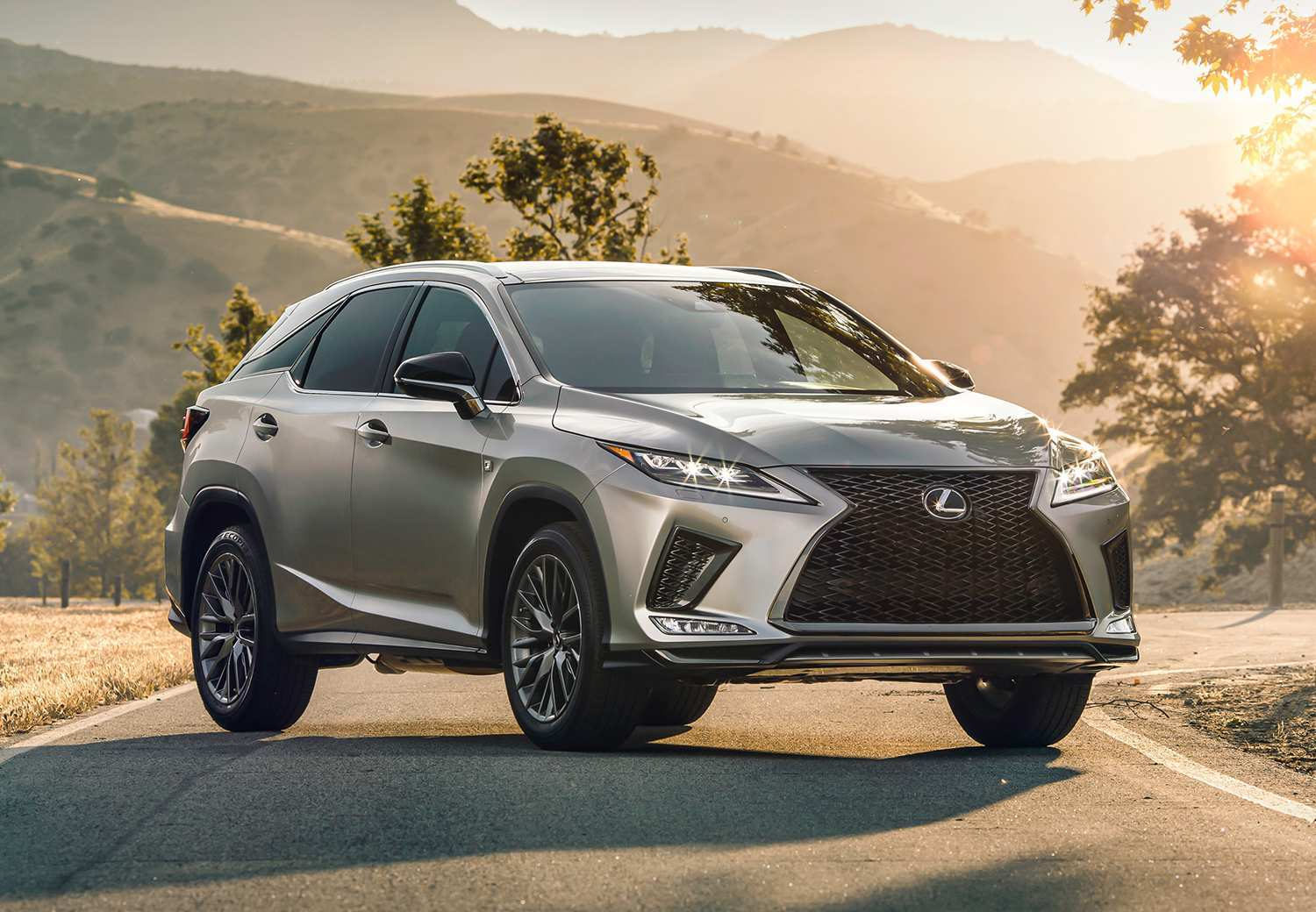 70 The Best Lexus Rx 450H Facelift 2020 Exterior