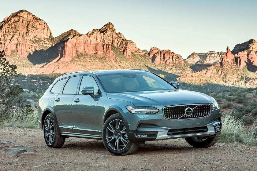 70 The Volvo V90 Cross Country 2020 Photos