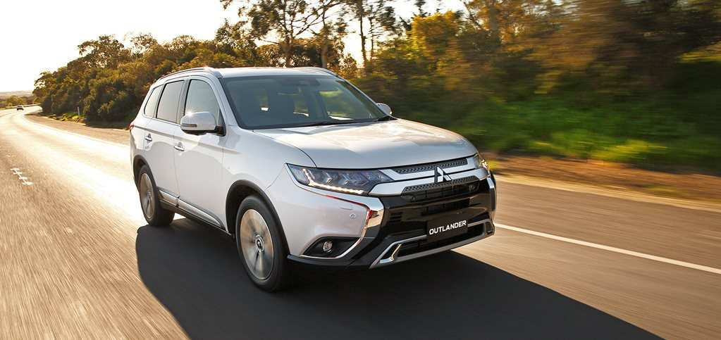71 All New Mitsubishi Outlander Plug In Hybrid 2020 Exterior and Interior