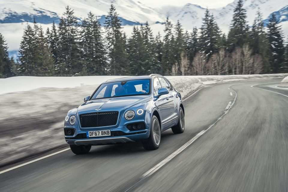 71 New 2019 Bentley Bentayga V8 Price Overview
