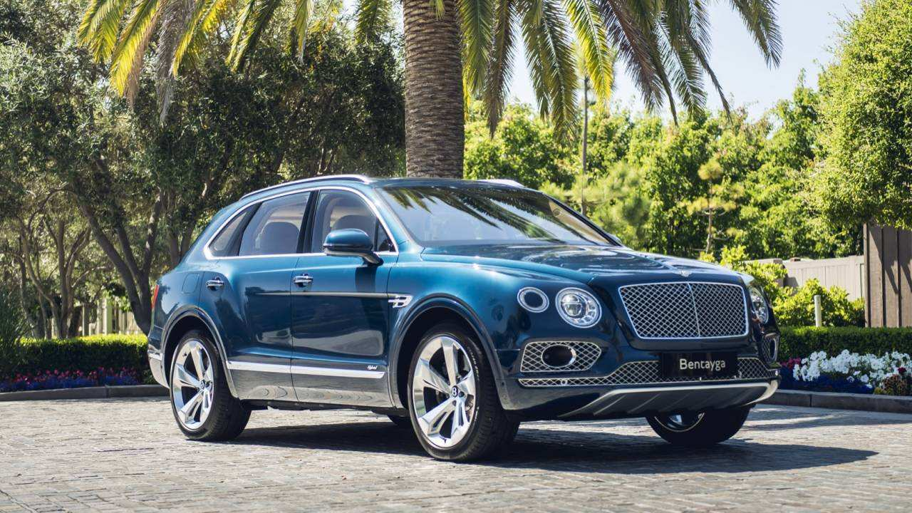 71 New 2020 Bentley Suv Pricing