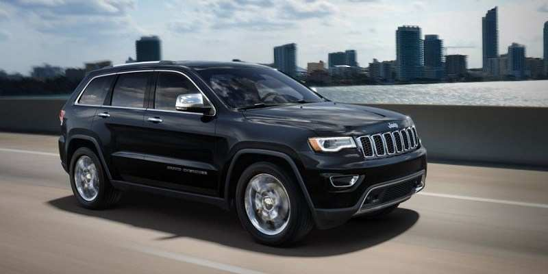 71 New 2020 Jeep Grand Cherokee Spy Photos Overview