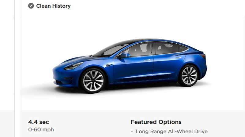 71 New Tesla 2019 Options Performance