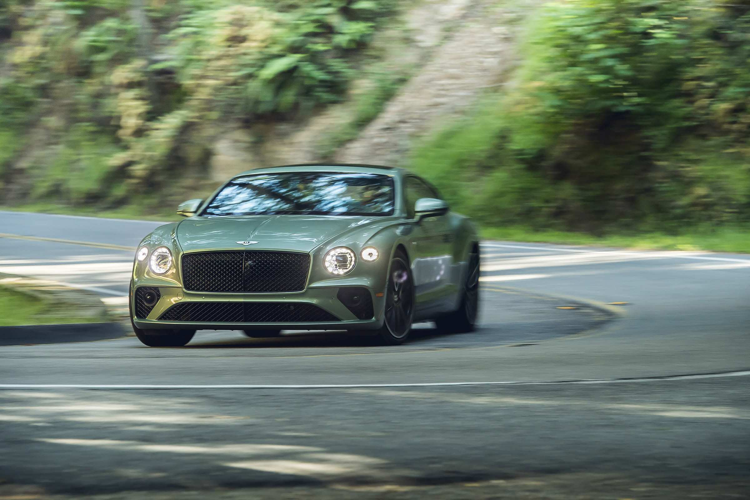 71 The 2019 Bentley Gt V8 Speed Test