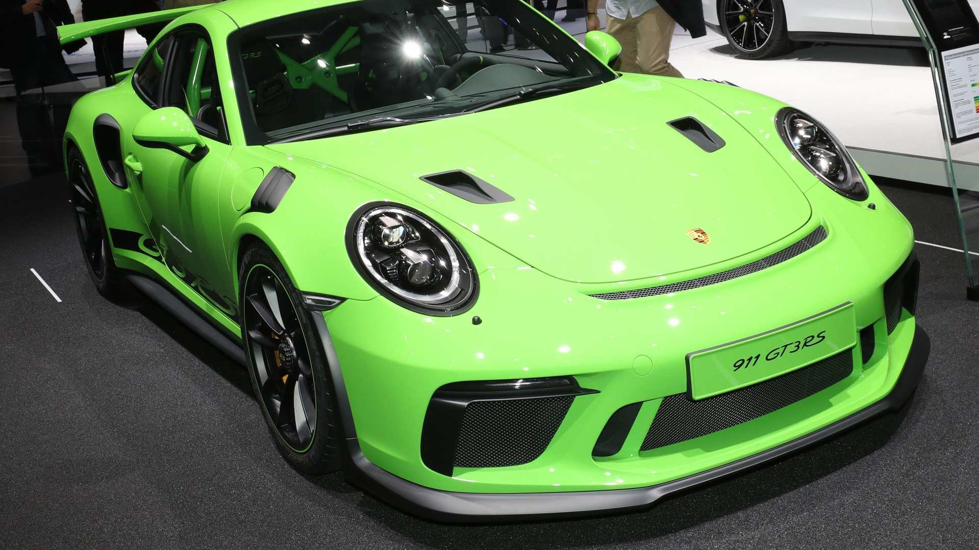 71 The 2019 Porsche Gt3 Rs Price And Review