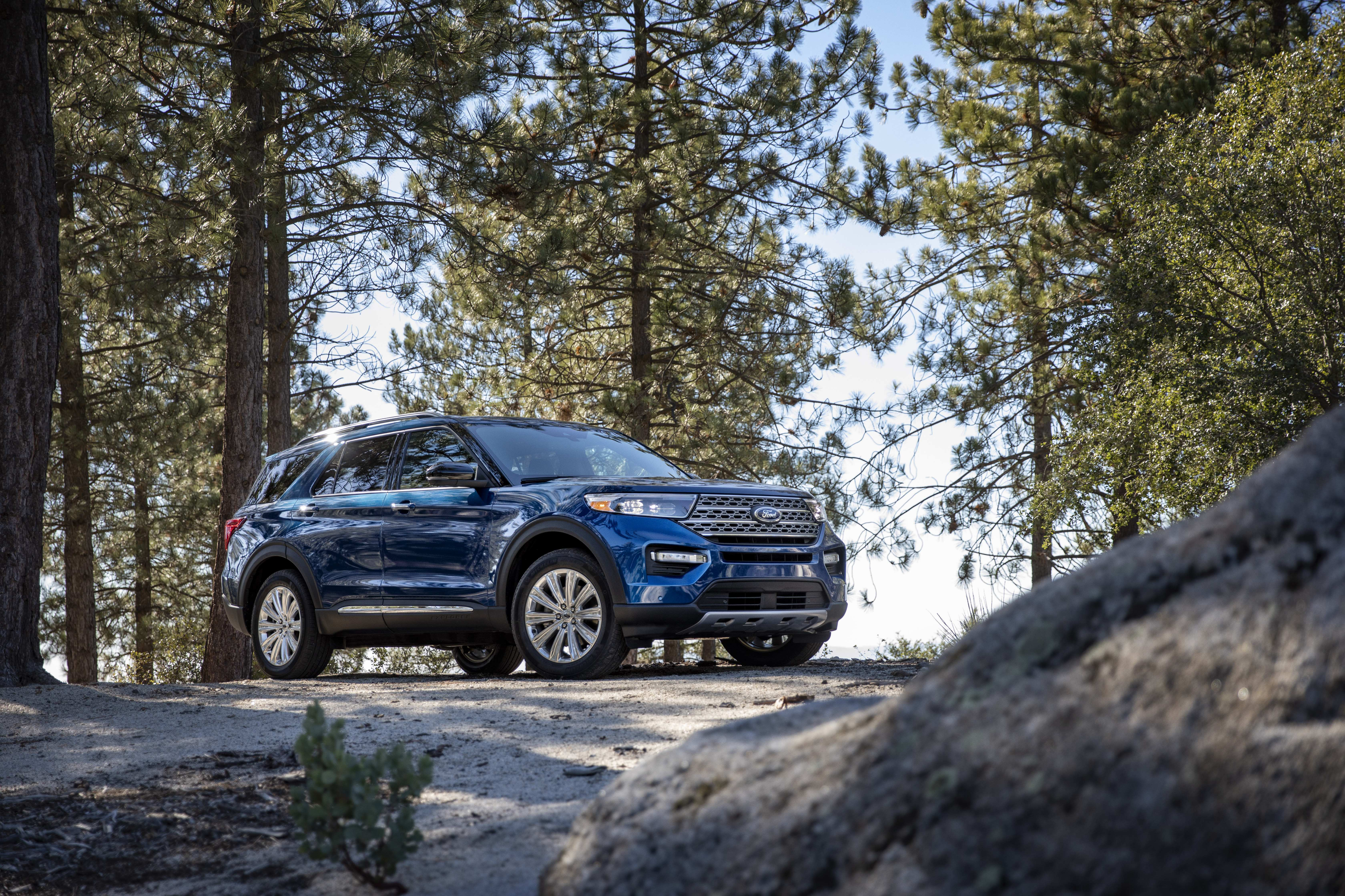 71 The Best 2020 Ford Explorer Linkedin Performance And New Engine