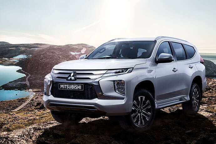 71 The Best Mitsubishi Montero Limited 2020 Redesign