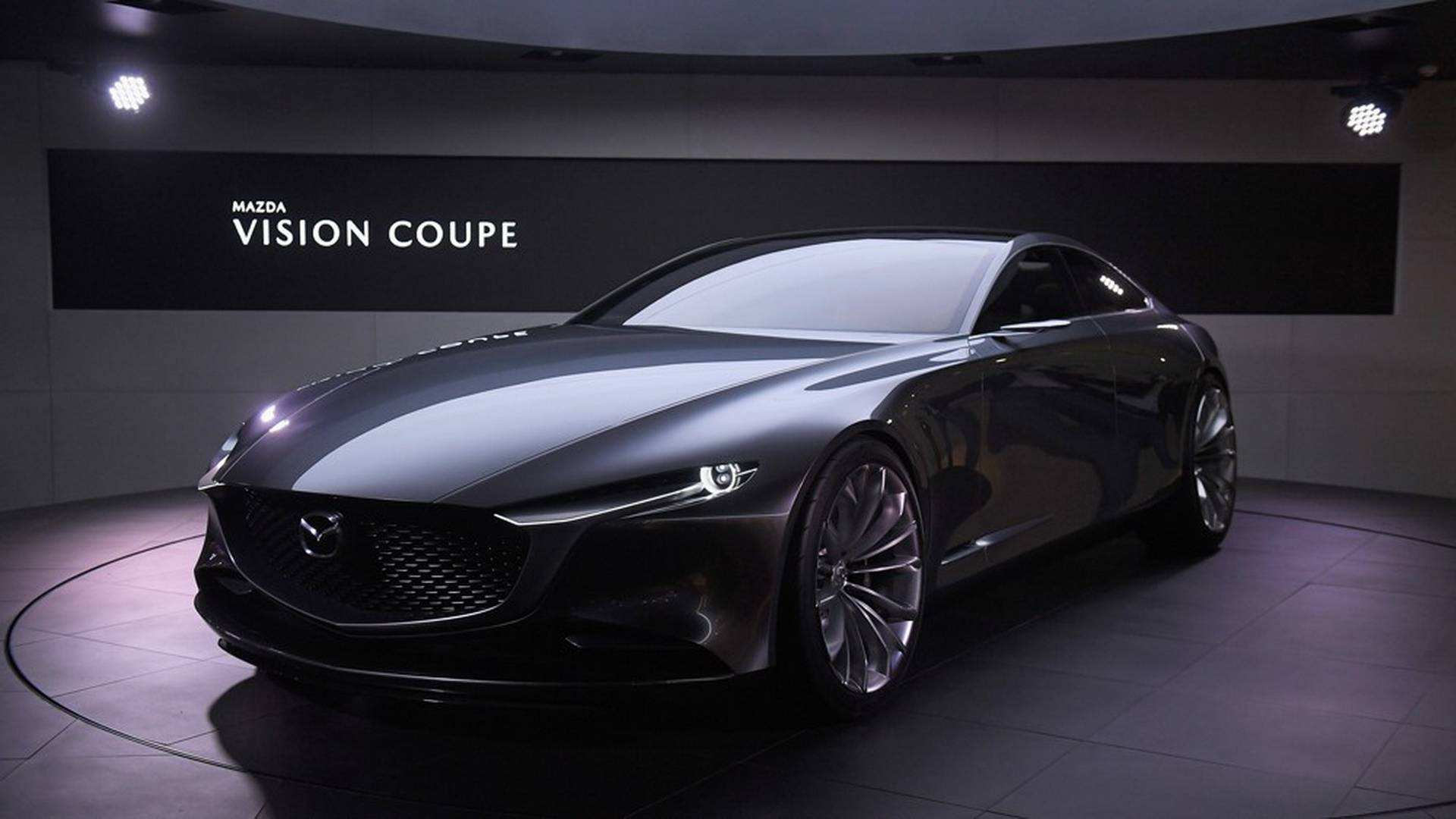 71 The Mazda 6 Vision Coupe 2020 Rumors