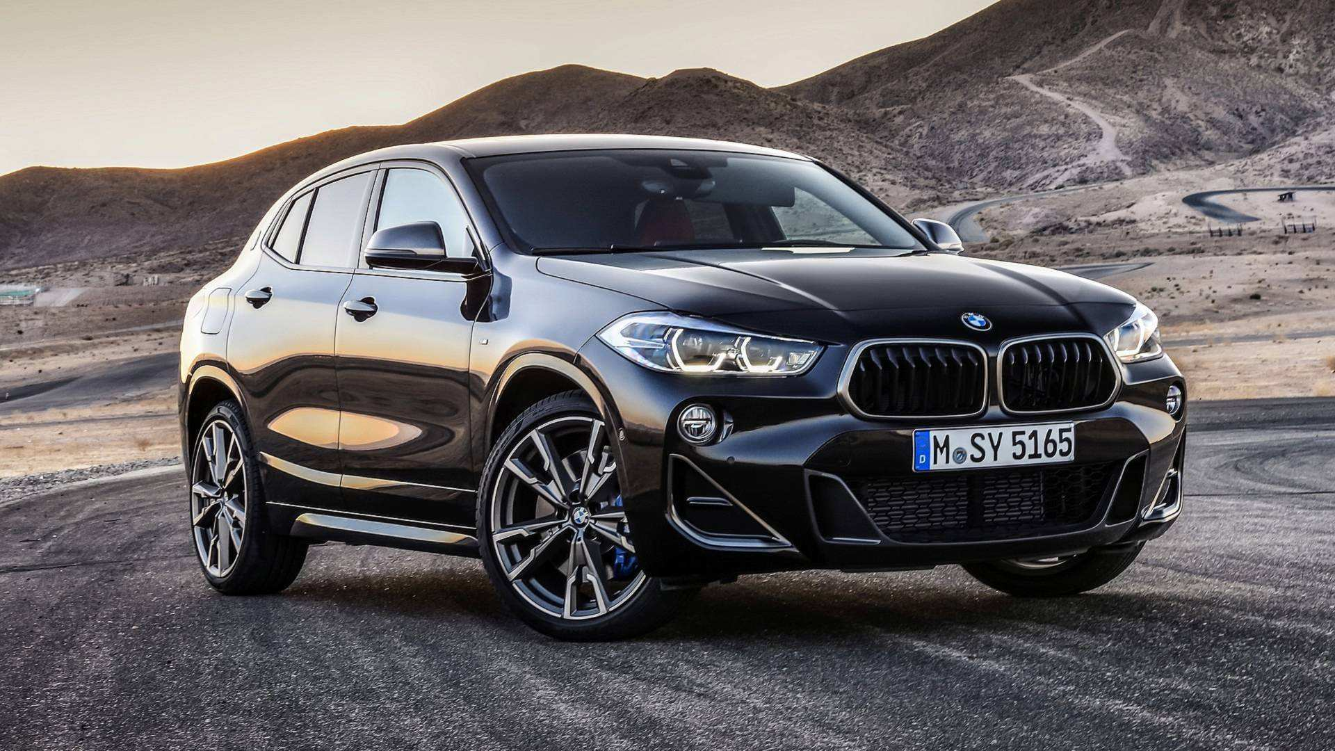 72 A 2019 Bmw X2 Engine