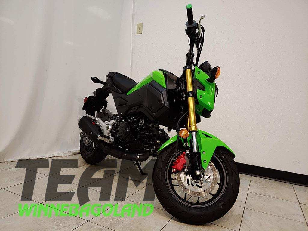 72 A 2019 Honda Grom Specs Price and Review