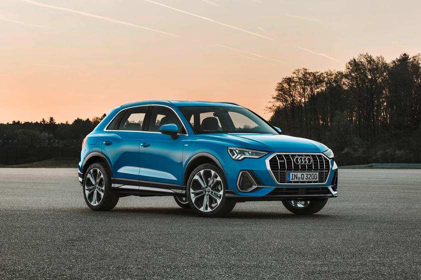 72 A 2020 Audi Q3 Interior Review And Release Date
