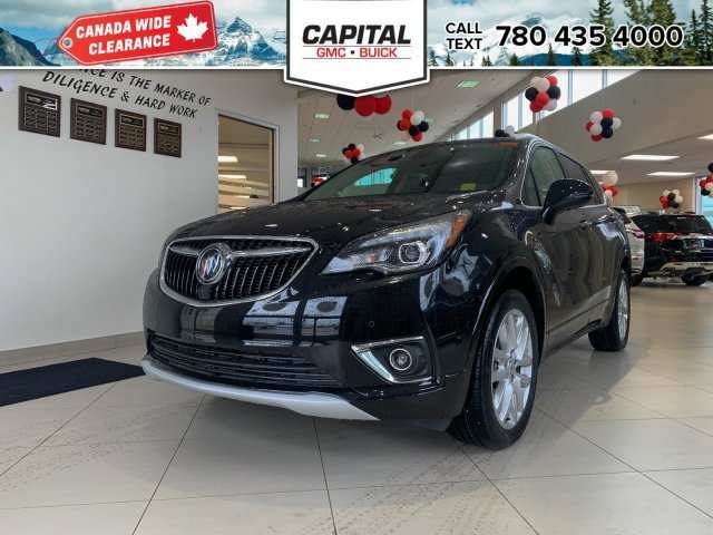 72 A 2020 Buick Envision Premium Ii Pricing