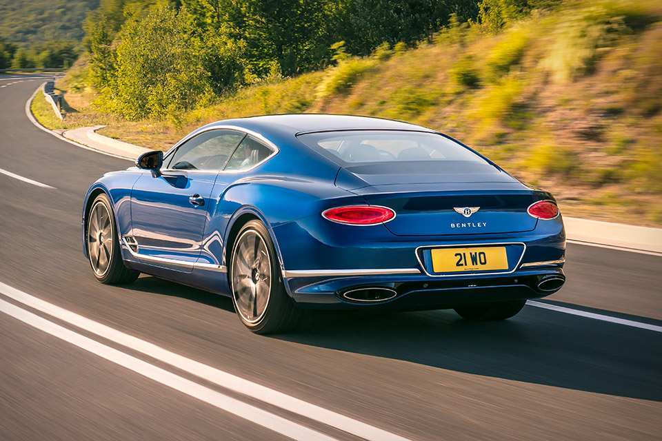 72 All New 2019 Bentley Gt V8 Release