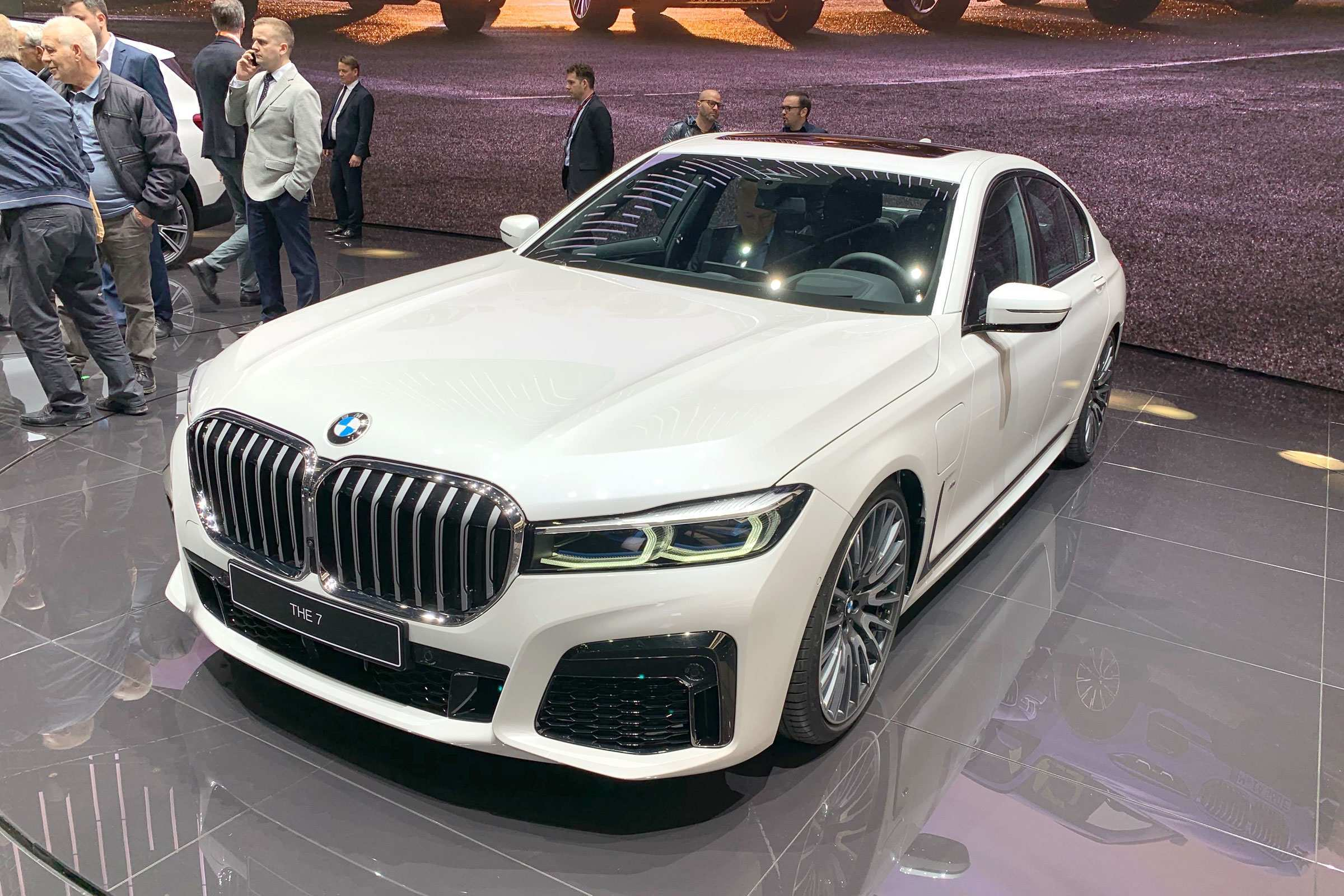 72 All New 2019 Bmw 7 Series Configurations Style
