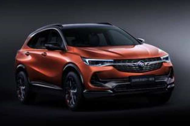 72 All New 2020 Buick Encore Shanghai Release