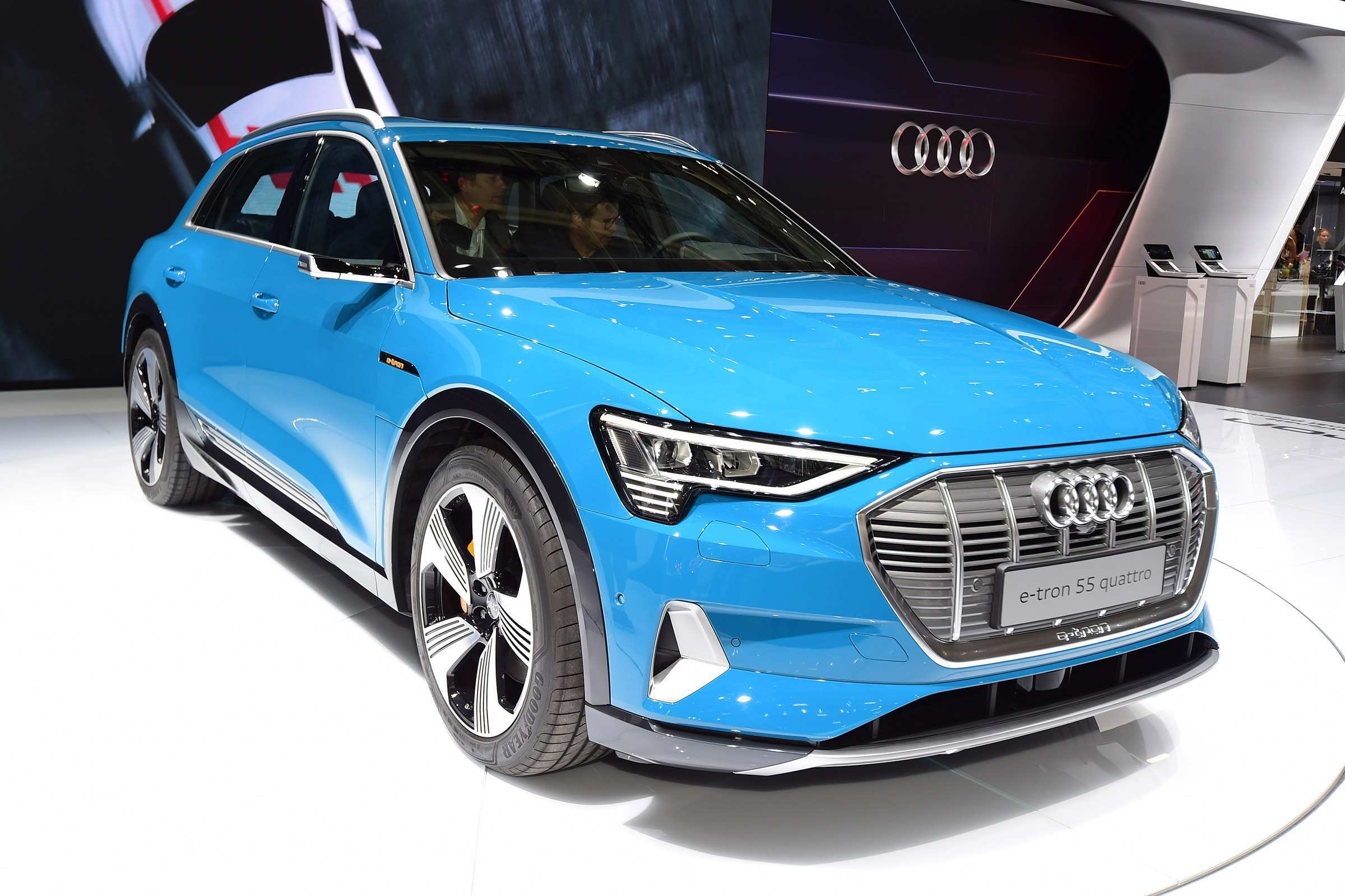 72 Best 2019 Audi E Tron Quattro Release Date New Review