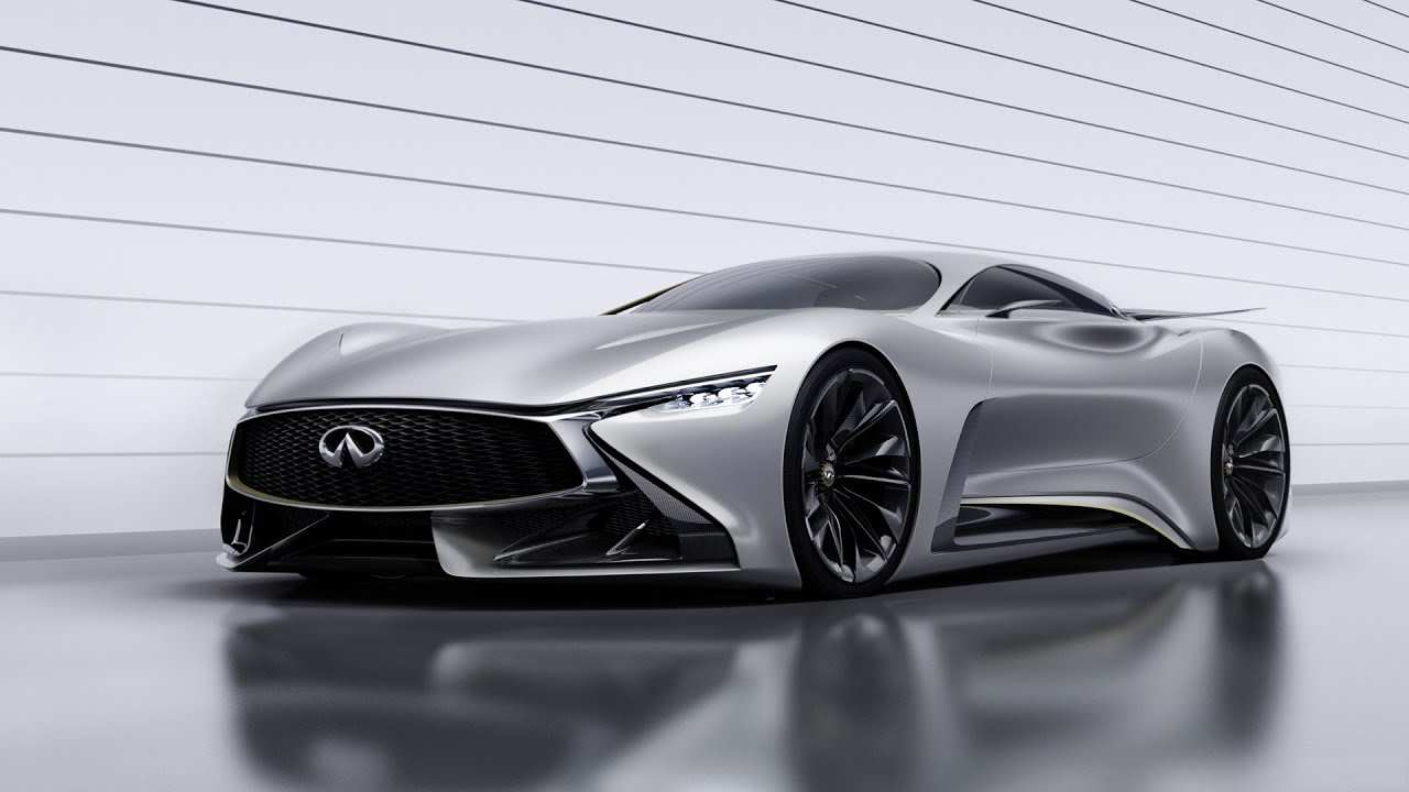 72 Best Infiniti Concept 2020 New Model And Performance