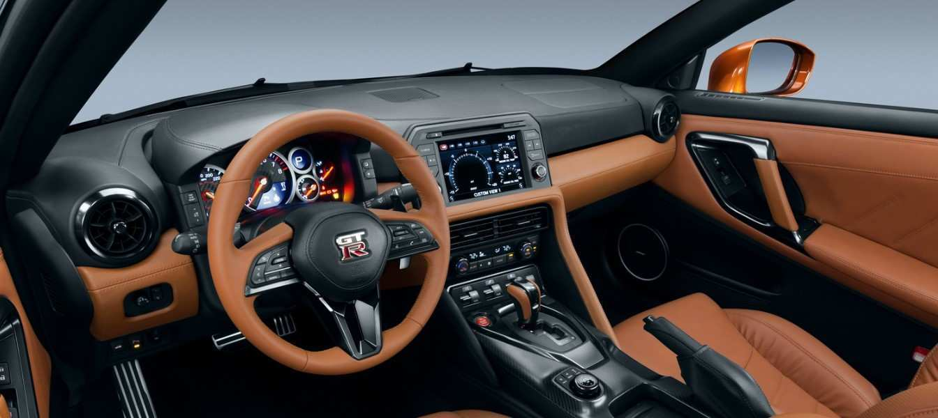 72 Best Nissan Gtr 2020 Interior Release Date And Concept